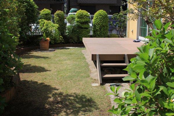植栽定期メンテナンスをご利用いただいている川崎市中原区M様邸お庭の写真撮影!