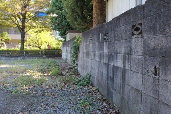 【外構工事】ブロック塀と地震